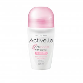 مام دئودورانت 48 ساعته فیرنس اکتیبوست اکتیول Activelle actiboost Fairness